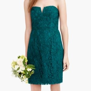 [ J Crew ] Cathleen Lace Dress